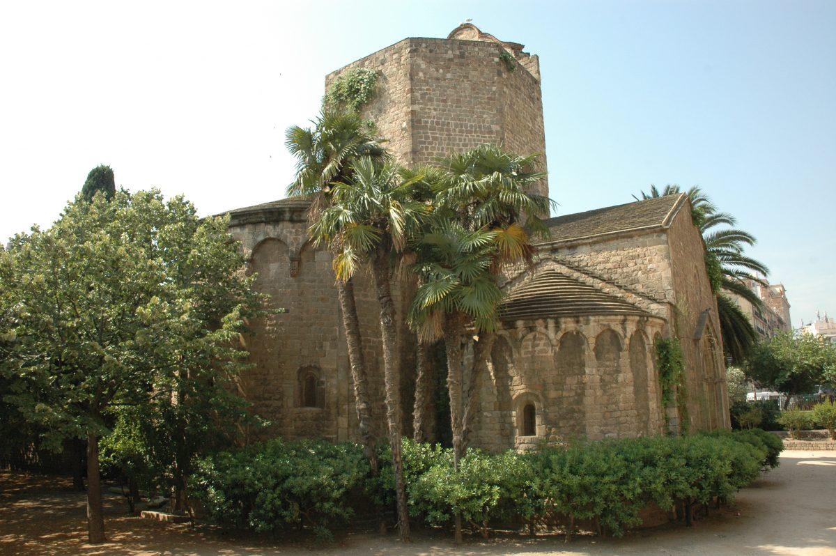 Convents Raval Barcelona