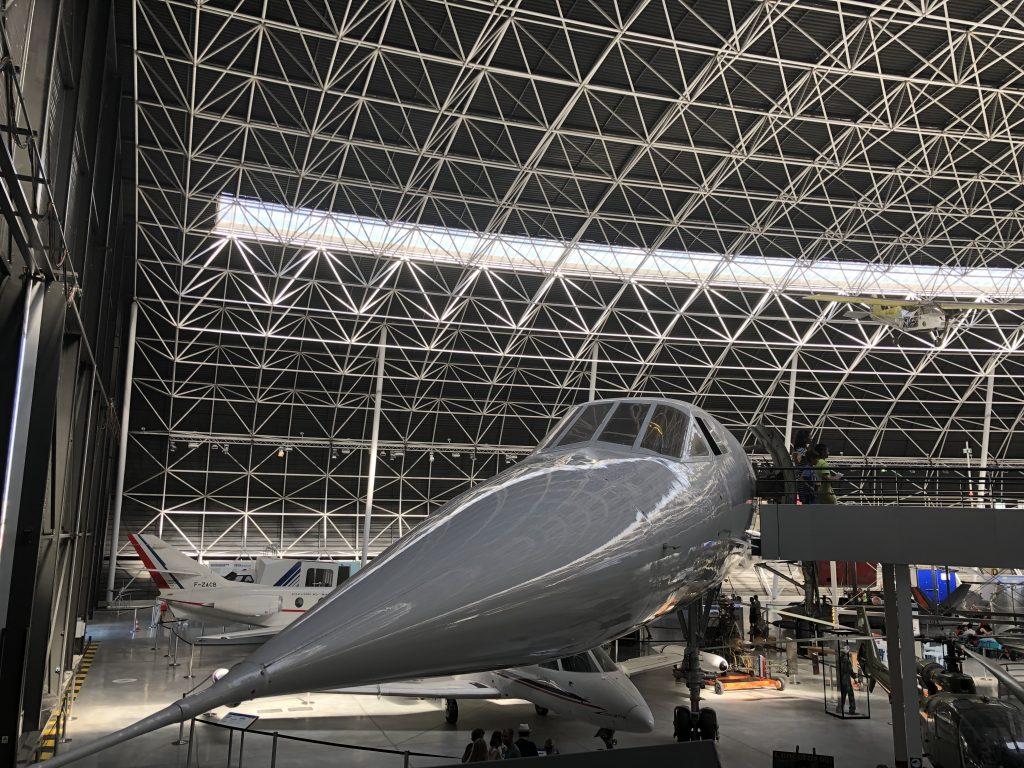Concorde Aeroscopia Toulouse