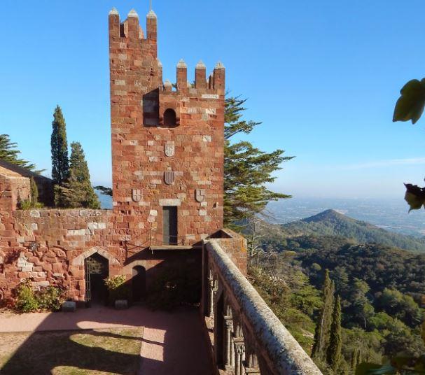 Visita Castell d'Escornalbou