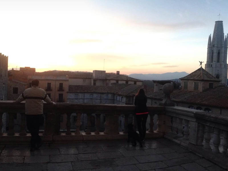 Girona guided tour