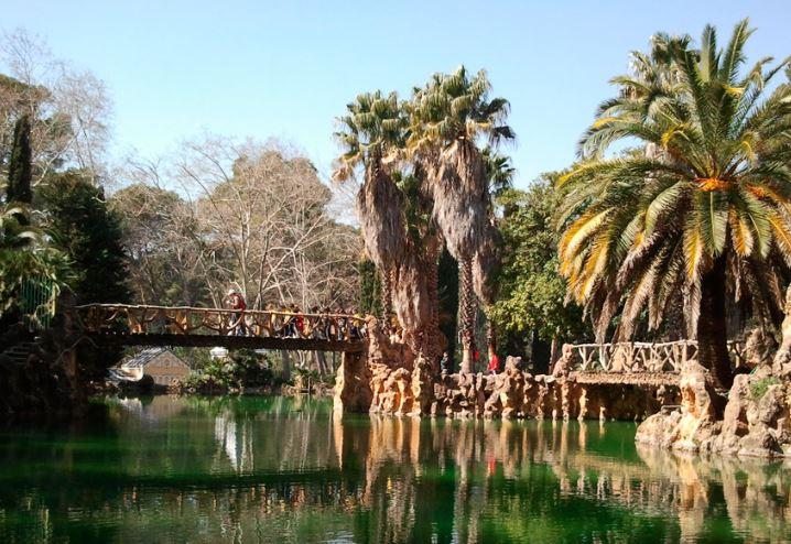 Guided tour - Parc Samà - Mari Carmen Granados