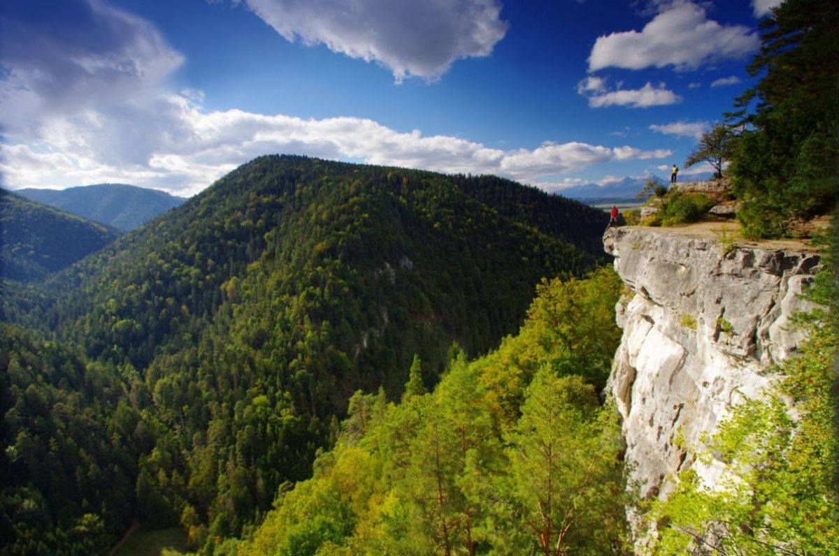 Mirador de Tomasovce - Eslovàquia - Giroguies