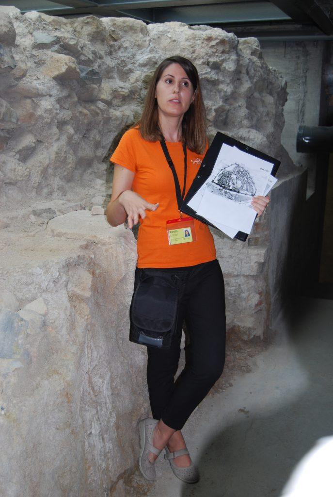 Muralla medieval de Reus - visita guiada