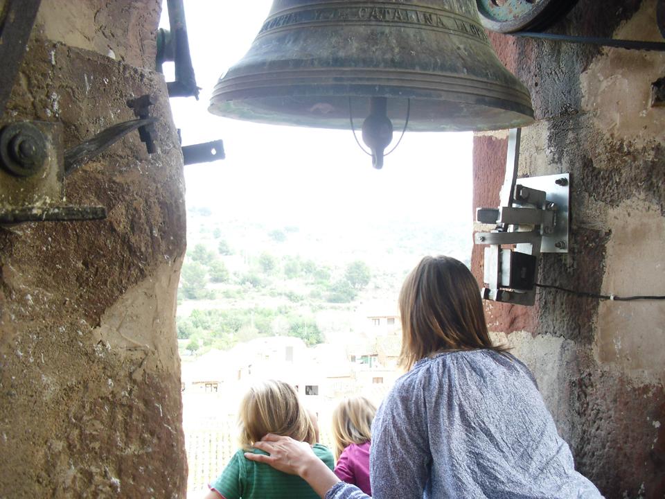 Riudecanyes campanar