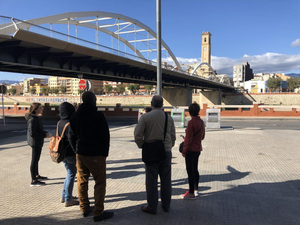 Ruta a peu per Tortosa - Mercè Salvador
