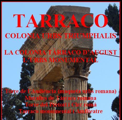Visita guiada Tarragona