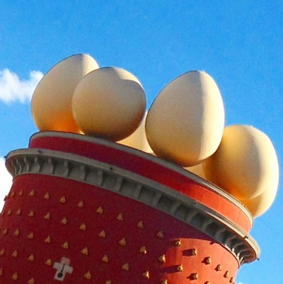 Torre Galatea Dalí Figueres