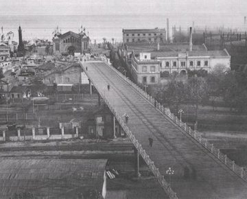 Visita guiada 1888 pont Barcelona