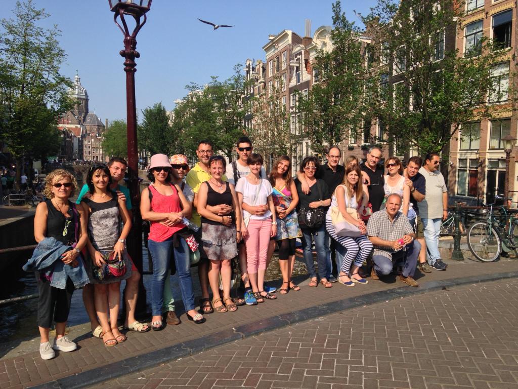 Visita guiada a Amsterdam en un cap de setmana