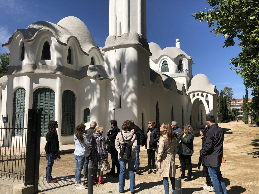 Yourlocalguides Experience Jardins de Sant Jordi Terrassa
