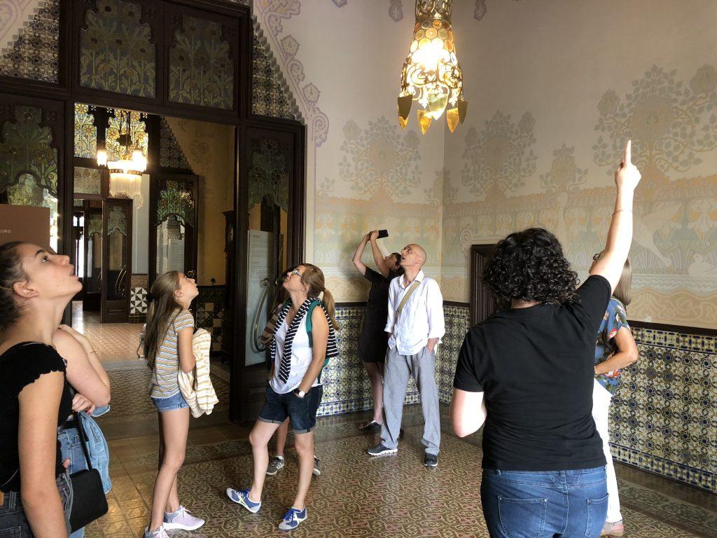 Visita guiada a la Casa Coll i Regàs a Mataró