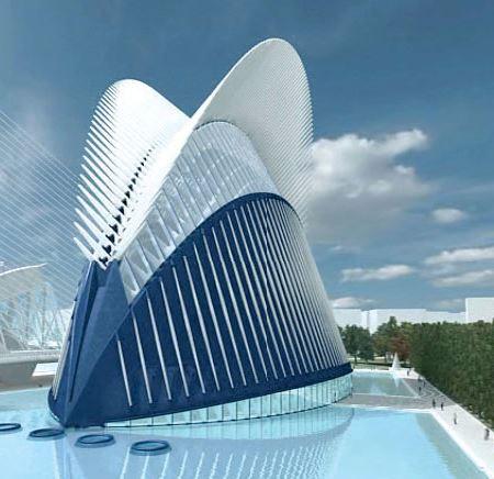 Ciudad Artes i Oceanogràfic Valencia