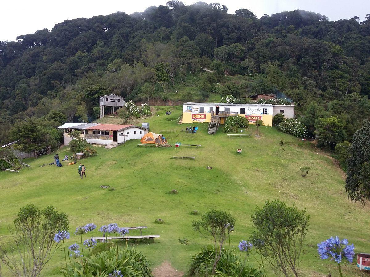 Tour Cerro El Pital