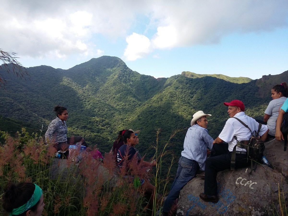 Tour Guazapa