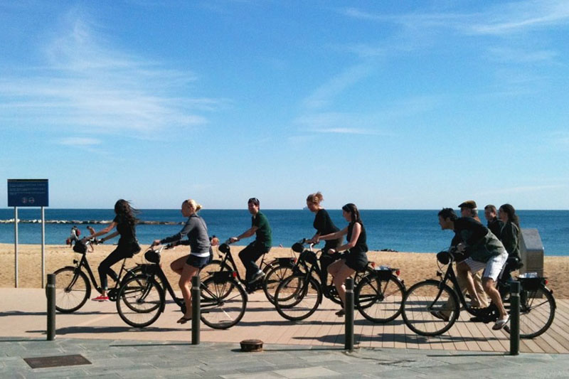 Barcelona Bicicleta Tour