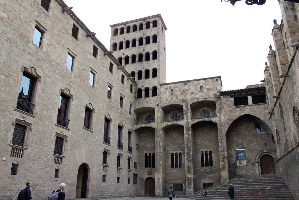 Visita guiada privada al Barri Gòtic de Barcelona