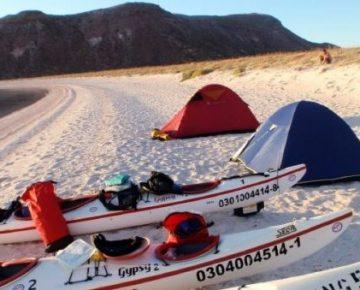 Baja California Kayak