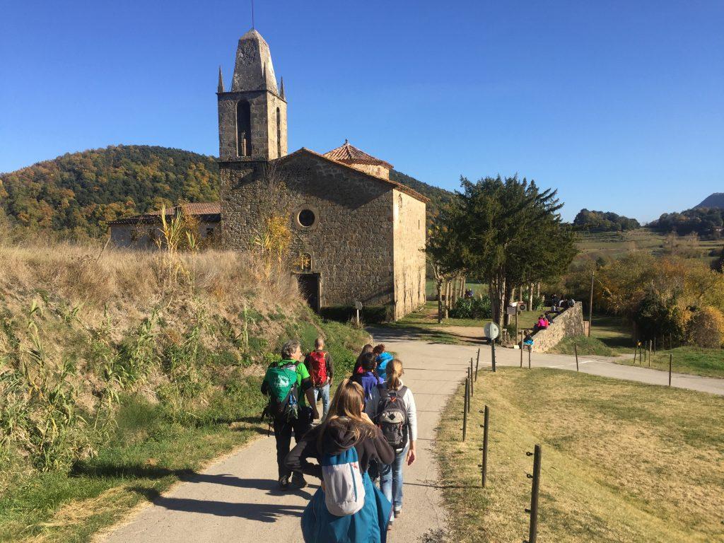 Sant Miquel de Sacot - la Garrotxa