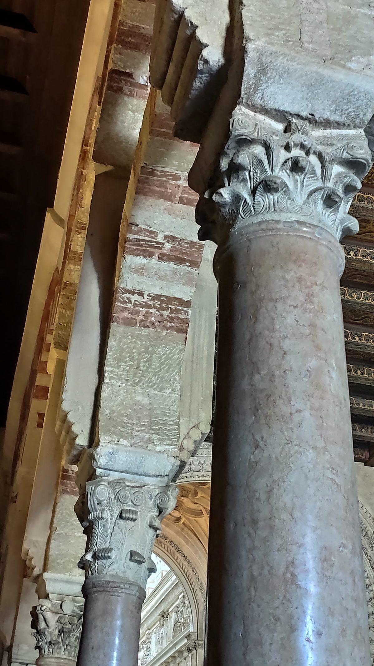Visita a Mezquita Catedral de Córdoba - Columna