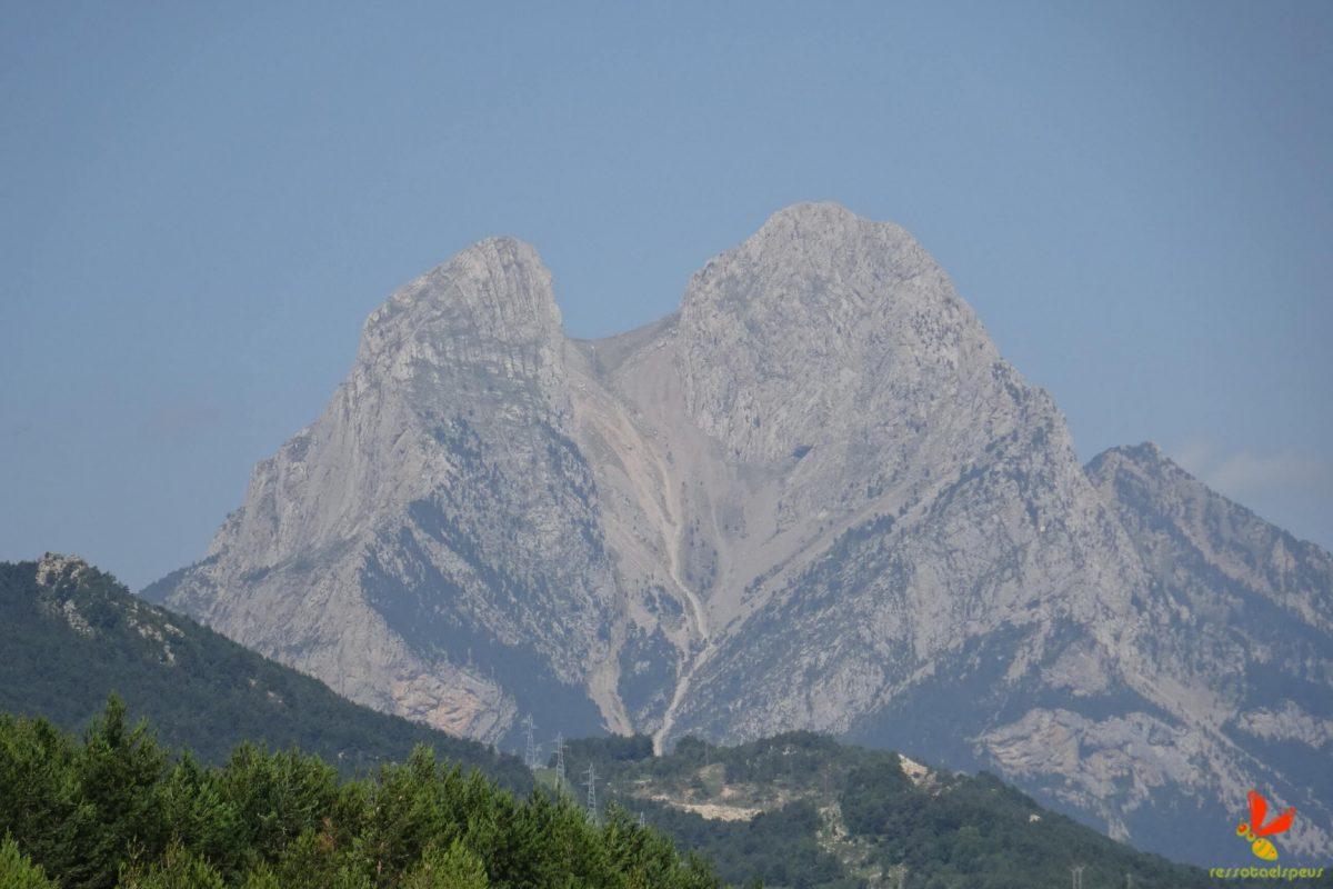 Ruta a la cima del Pedraforca