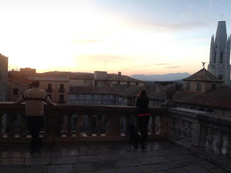 Girona guided tour