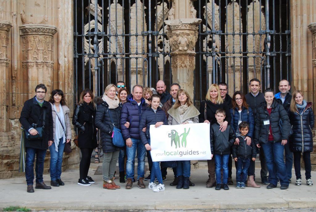 Visita guiada a La Seu de Lleida