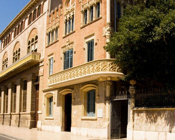 Guided tour - Gaudí and Domenech Muntaner - Mari Carmen Granados