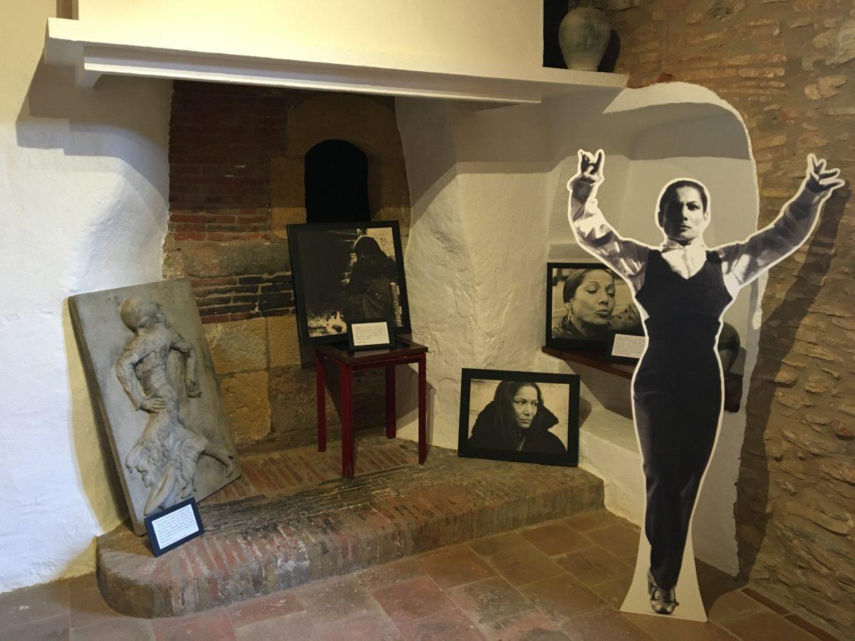 Visita guiada Carmen Amaya
