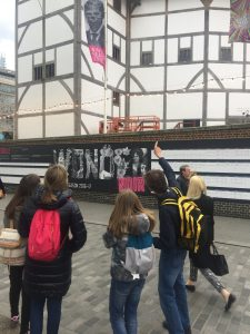 Visita guiada Shakespeare's Globe Londres
