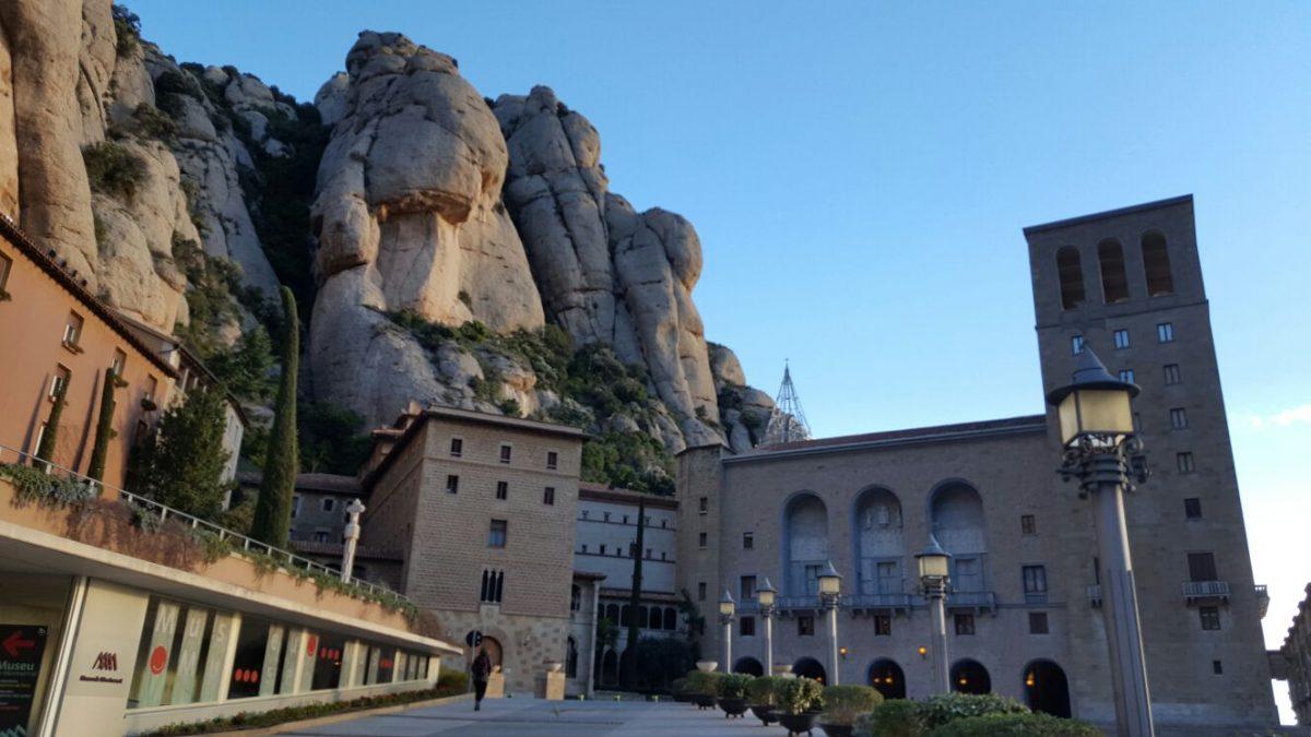 Montserrat, la montagna sacra