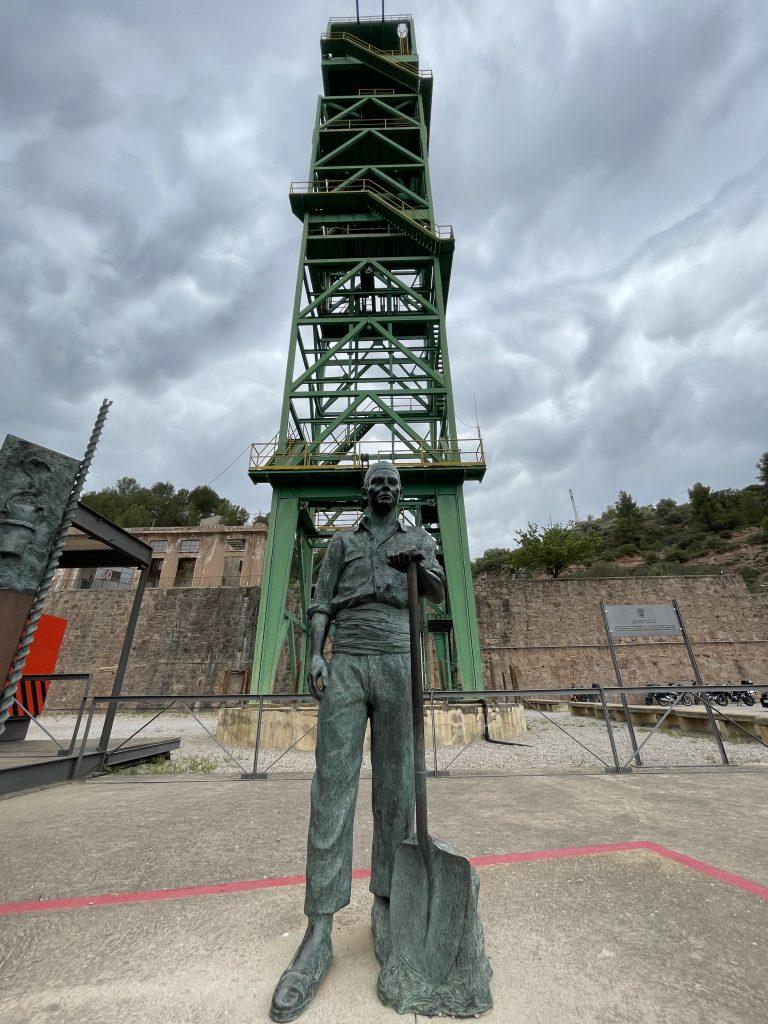 Museu Mines Sal Cardona