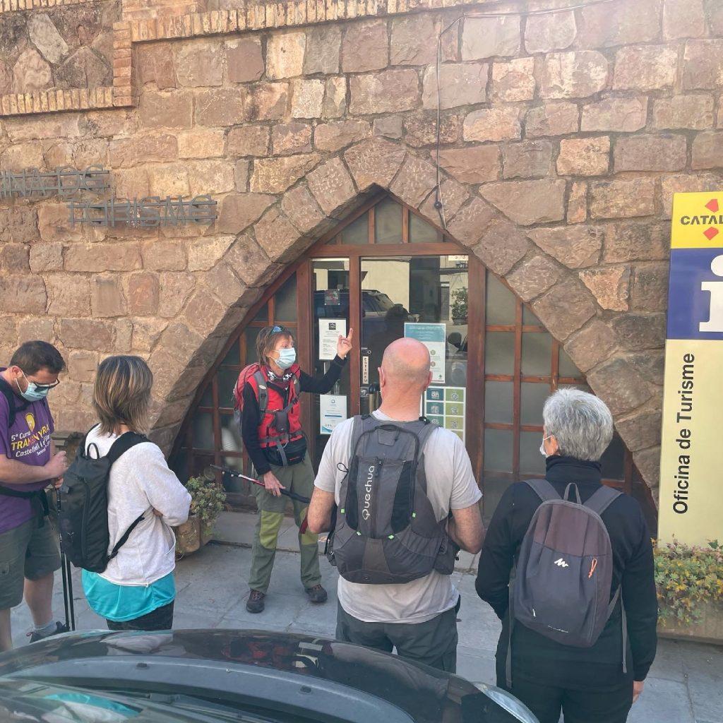 Oficina Turisme de Cardona