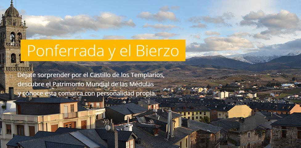 Visita Ponferrada y El Bierzo