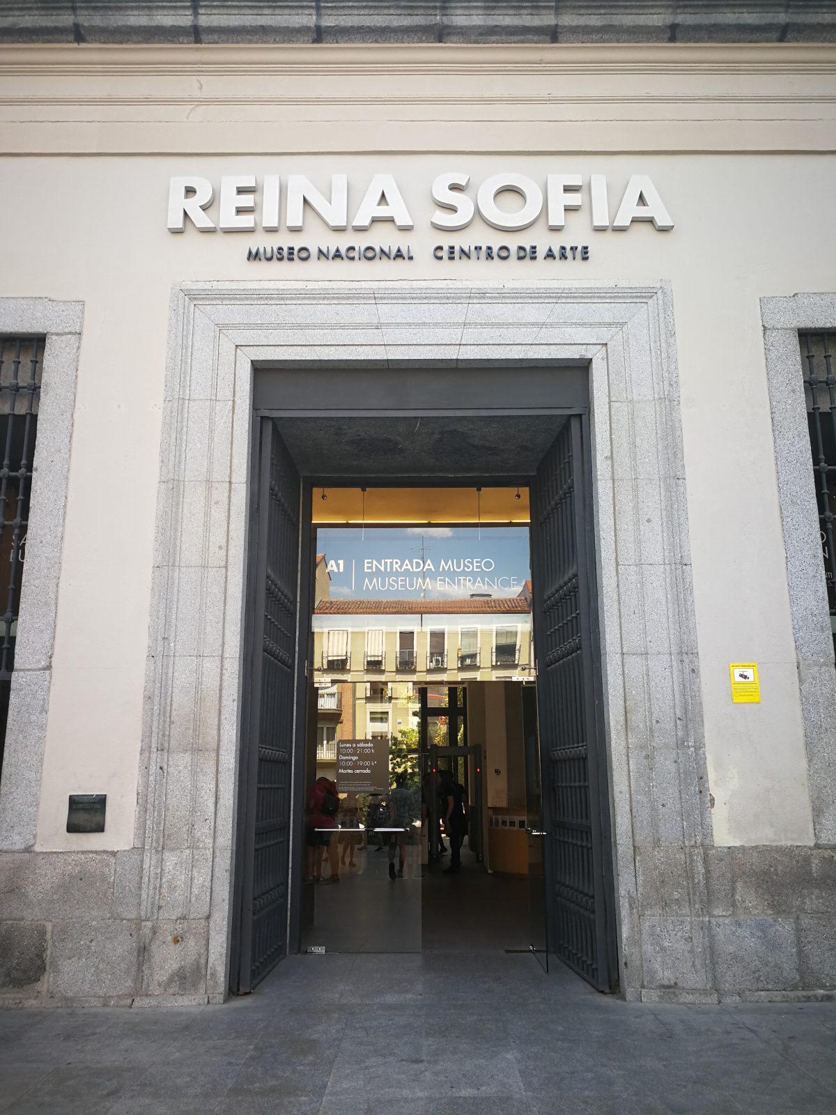 Visite guidée - Le Musée Reina Sofía