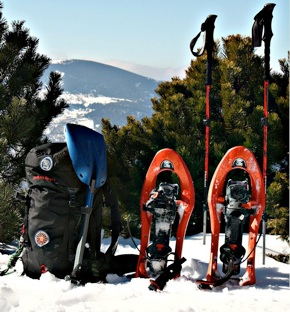 Raquetes de neu - Ripollès i Andorra