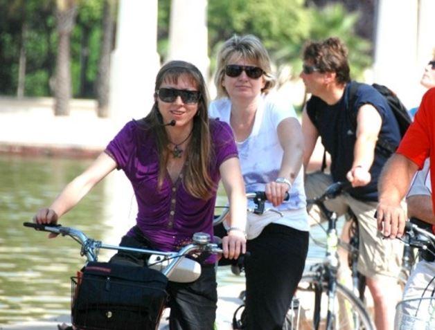 bicycle tour Valencia