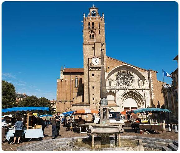 Saint Etienne Cathedrale