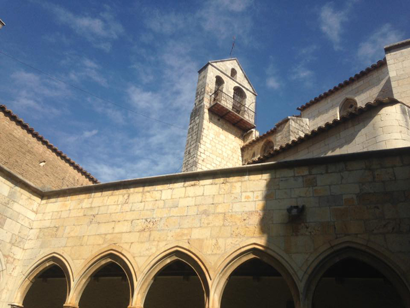 Sant Pere de Rodes guided tour