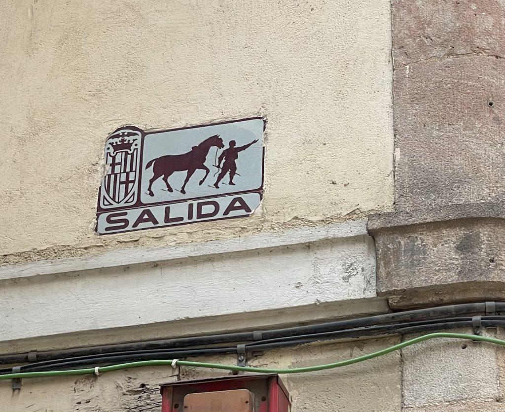 Sortida de cavalls Barcelona