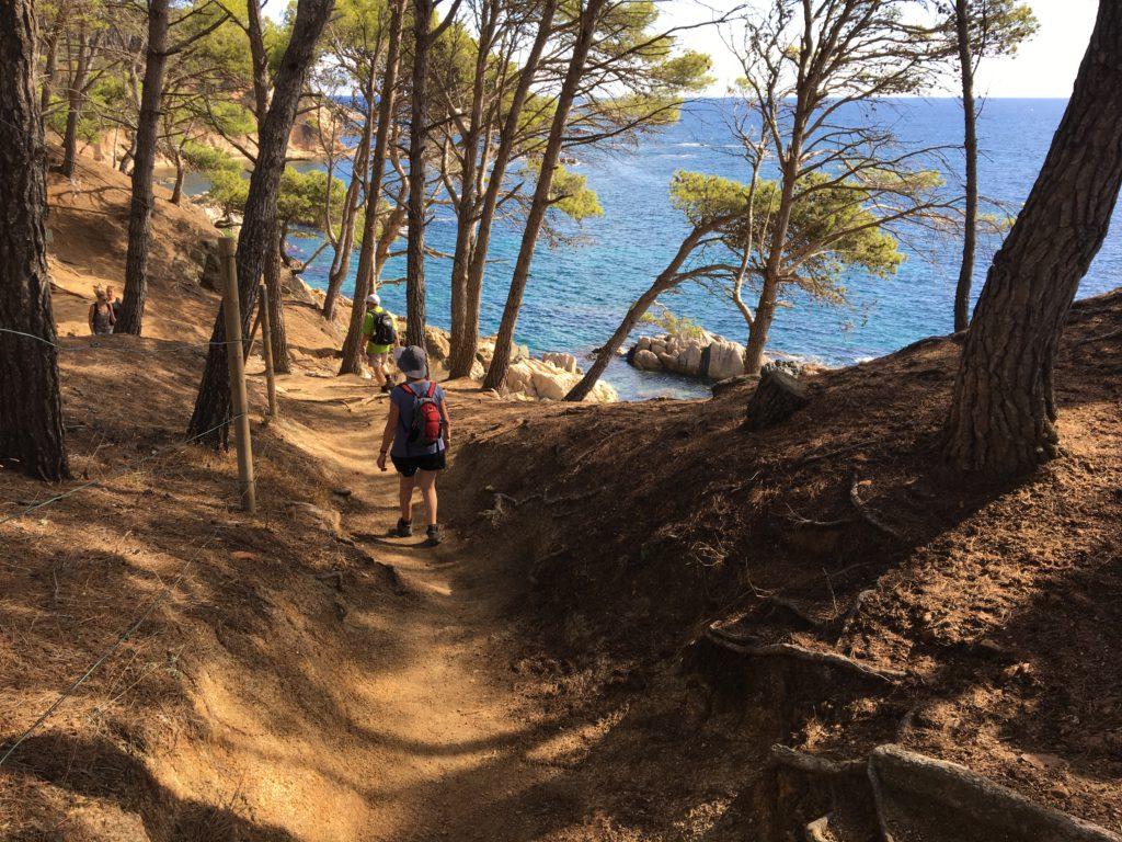 Trekking Costa Brava