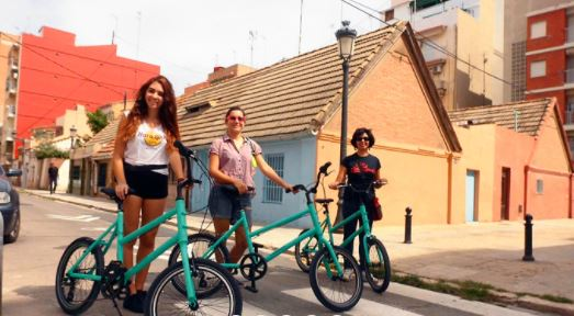 Valencia bicycle tour