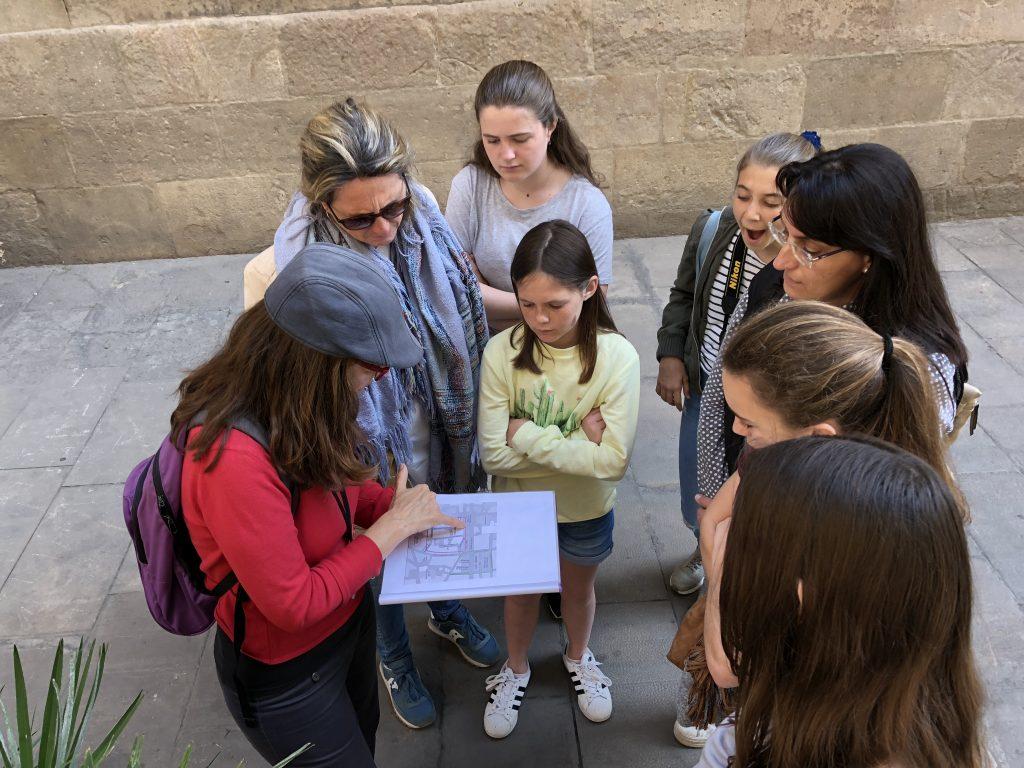 Barcelona hebrea ruta guiada