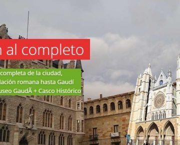 Visita guiada León al Completo