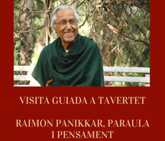 Tavertet Raimon Panikkar ruta guiada