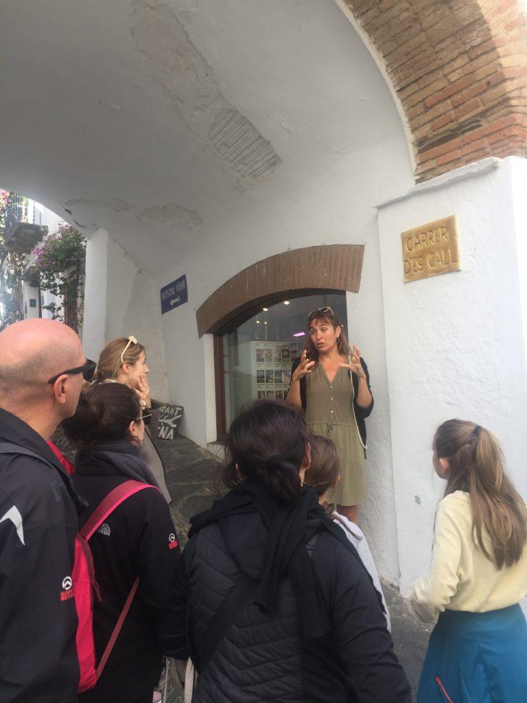 Visita guiada al Cadaqués històric amb Mercè Donat