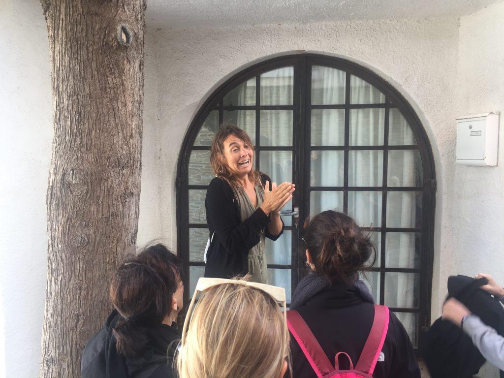 Visita històrica a Cadaqués - Antiga sinagoga