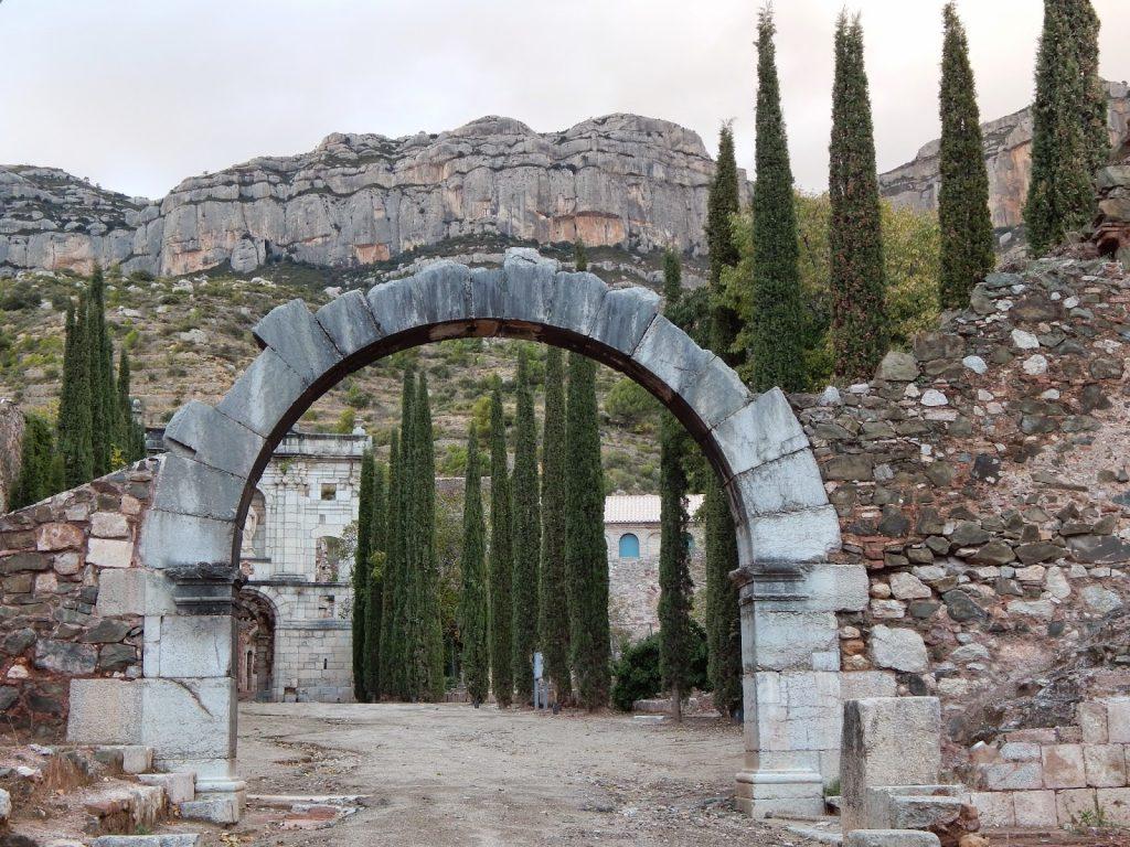 El Priorat d'Escaladei, el silenci de la Cartoixa