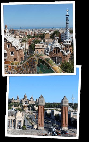 Barcelona high-lights 1 full-day