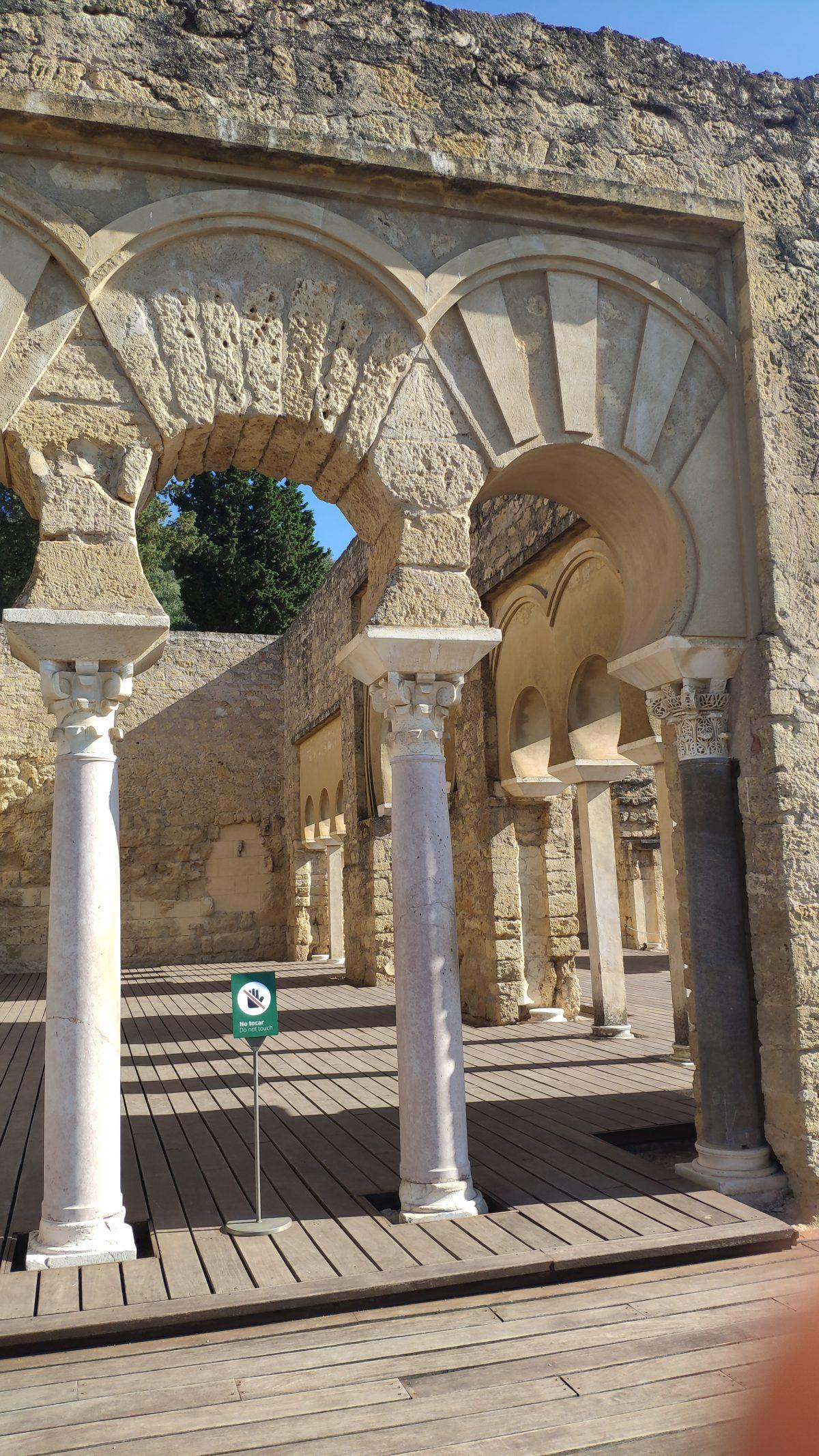 Medina Azahara de Córdoba
