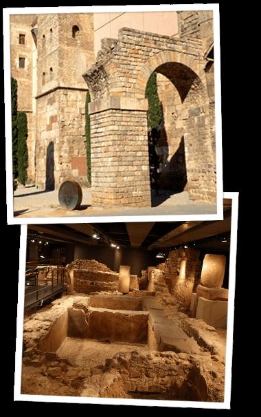 Barcelona romana